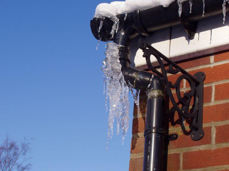 frozen pipe repair Naugatuck